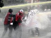 Ankara'daki eylemcilere müdahale