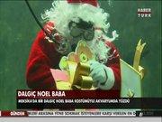 Dünya Noel'i böyle karşıladı
