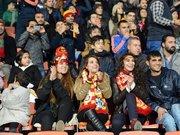 Diyarbakır'da maç gerginliği