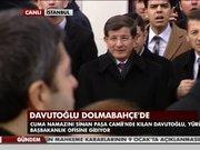 Başbakan İstanbul'da