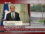 Fransa Cumhurbaşkanı'ndan flaş açıklama