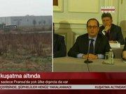 Fransa Cumhurbaşkanı Hollande: Yeni saldırılar olabilir