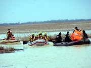 Gıcı Gölü'nde 6 kişi boğuldu