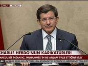 Başbakan Ahmet Davutoğlu'dan flaş açıklamalar