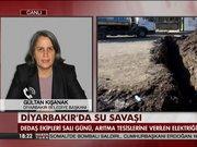 Diyarbakır'da su savaşı!