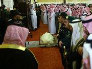 Suudi Kral son yolculuğuna uğurlandı