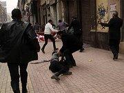 Eylemci böyle öldürüldü