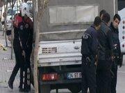Bahçelievler'de polise saldırı