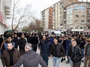 Kırşehir'de HDP'lilere saldırı