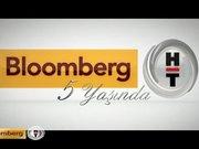 Türkiye'nin ekonomi platformu BLOOMBERG HT 5 yaşında!
