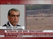 """""""Kobani, IŞİD'den temizlendi"""""""
