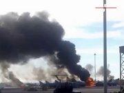 Yunan F-16 uçağı düştü: 2 ölü