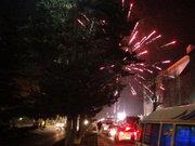 Kobani kutlamaları gerginlik yarattı