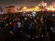 Kobani kutlamaları