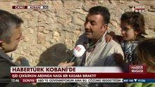 HABERTÜRK KOBANİ'DE