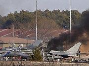F16 çakıldı: 10 ölü