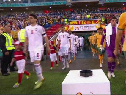 Asya Kupası final