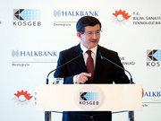 Davutoğlu'ndan kobilere destek müjdesi