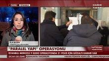 Polise yönelik İstanbul merkezli operasyon