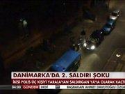 Danimarka'da terör saldırısı
