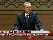 Erdoğan'dan Süleyman Şah açıklaması