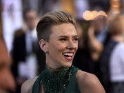 Scarlett Johansson sahnede!
