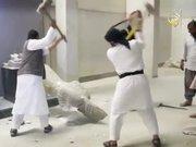 IŞİD'den tarih katliamı