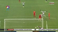 Beşiktaş: 6 - Liverpool: 4