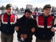 Aksaray'da IŞİD üyesi yakalandı
