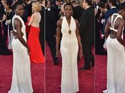 Oscar'ın en şık elbisesi çalındı