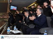 Beşiktaş galibiyeti Meclis'i sevindirdi