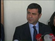 Selahattin Demirtaş'ın basın açıklaması