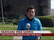 Silah bırakma çağrısına Diyarbakırlılar ne diyor?