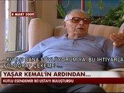 Yaşar Kemal'in ardından...