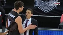 Basket maçında inanılmaz kavga!