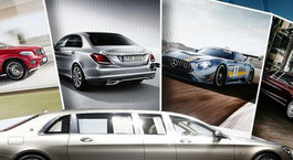Mercedes Maybach S600 Pullman!