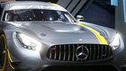 Mercedes AMG GT3 test sürüşü!