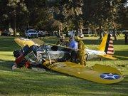 Harrison Ford'un uçağı düştü