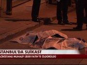 İstanbul'da suikast