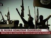 El Nusra komutanı öldürüldü