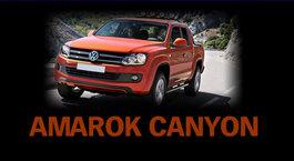 Volkswagen Amarok Canyon test!