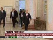 Putin nerede!