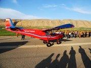 İlk yerli Kürt uçağı