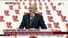 Devlet Bahçeli MHP Kurultayında konuştu!