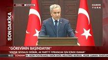 """GÖREVİMİN BAŞINDAYIM"""
