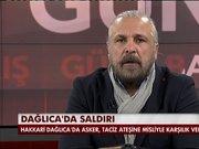 Hakkari Dağlıca'da asker, taciz ateşine misliyle karşılık verdi