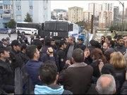 Başakşehir'de protesto