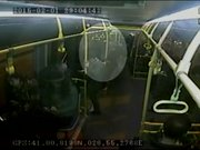 İETT otobüsünde bıçaklı saldırı