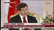 Başbakan Ahmet Davutoğlu Habertürk TV'de