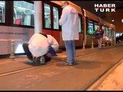 4 yaşındaki Suriyeli çocuk tramvay altında kalarak öldü